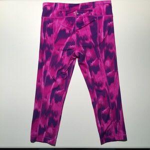 Under Armour Pants - Under Armour pink leggings